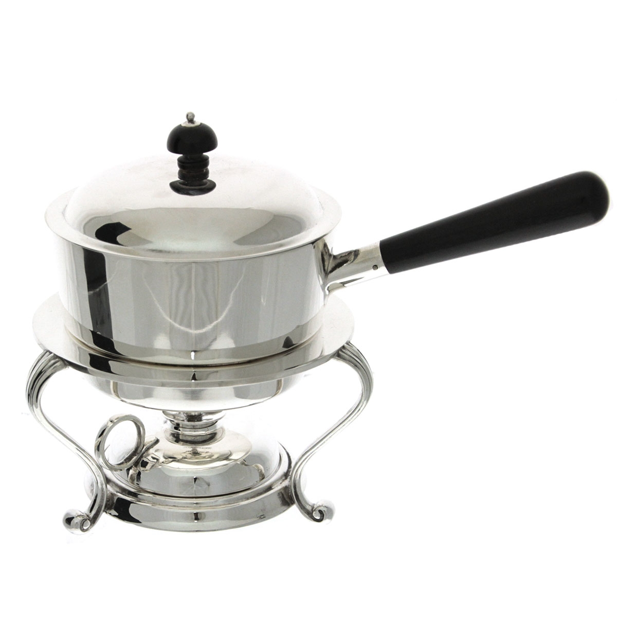 Silver Plated Egg Warmer Coddler Server Atkin Brothers